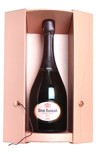 【豪華箱入】ドン ルイナール (リュイナール) ロゼ ブリュット ミレジム 2004 AOCシャンパーニュ ロゼ 正規 箱付 辛口 泡 シャンパン 750ml (ドン・ルイナール) Dom Ruinart Champagne Rose Millesime [2004]
