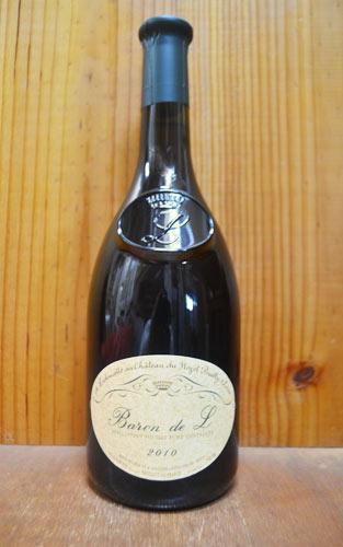 プイィ フュメ バロン ド エル(L) 2015 ドメーヌ ド ラドゥセット家 (シャトー デュ ノゼ元詰) AOCプイィ フュメ 白ワイン ワイン 辛口 750mlPouilly Fume Baron de L [2015] de Ladoucette (Chateau du Nozet) AOC Pouilly Fume