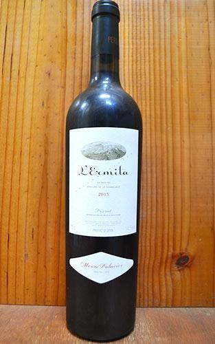 レルミタ 2015 アルバロ パラシオス 赤ワイン ワイン 辛口 フルボディ 750mlLErmita [2015] Alvaro Palacios D.O. Priorat