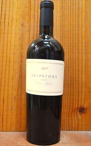スキップストーン オリヴァーズ ブレンド 2012 赤ワイン ワイン 辛口 フルボディ 750mlSKIPSTONE OLIVER'S BLEND [2012] Alexander Valley