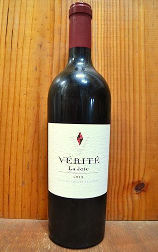 ヴェリテ ラ ジョア 2011 ヴェリテ 正規 アメリカ カリフォルニア ソノマ カウンティ ワイン 赤ワイン フルボディ 辛口 750ml (ヴェリテ・ラ・ジョア)VERITE LA JOIE [2011] SONOMA County