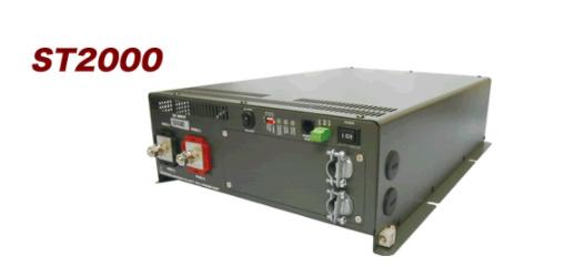 入手困難 メーカー直送 メーカーからのサポートを受けることができます 至上 ST2000-148 電菱 DC-AC正弦波インバータ DENRYO