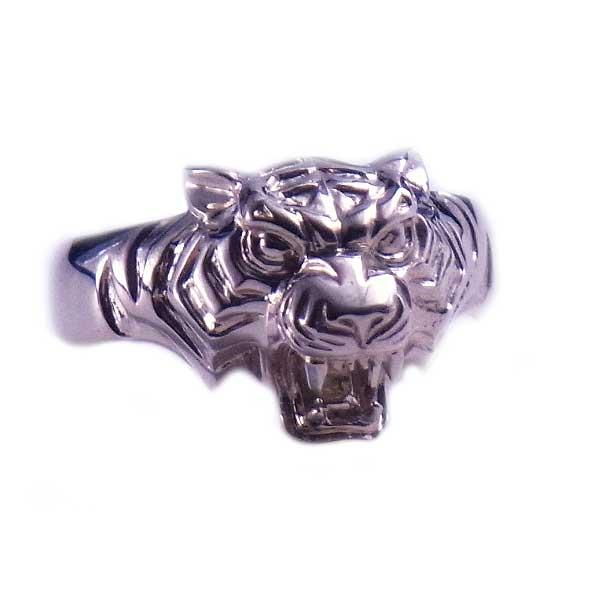 レディース ウィメンズ 女性 アクセサリー シルバー プレゼント ギフト フォーマル リング 指輪 タイガーマンミニリングピンクシルバー メンズ狼 ウルフマン ウルフマンbrs