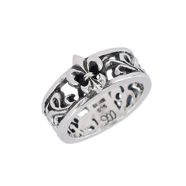 レディース ウィメンズ 女性 アクセサリー シルバー プレゼント ギフト フォーマル リング 指輪 パルメットフレアリング狼 ウルフマン ウルフマンbrs