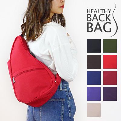 HEALTHY BACK BAG(ヘルシーバックバッグ) ポリエステルマイクロファイバー 7303 Sサイズ AmeriBag(アメリバッグ)【キャッシュレス還元対象】