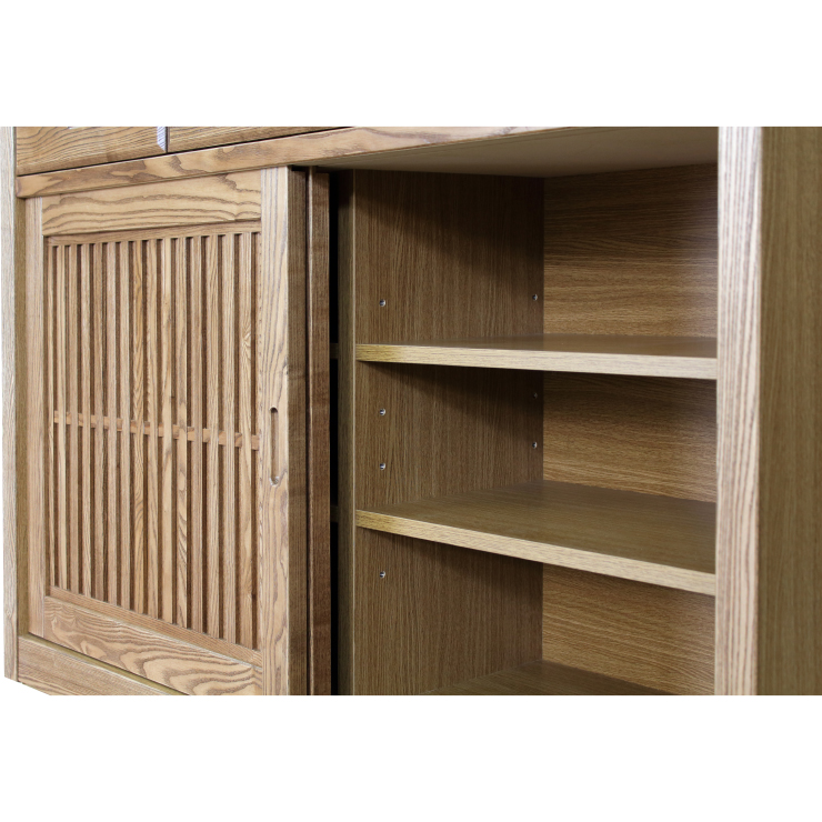 Woodylife Kitchen Counter Partition Completed 120 Cm Wide Wooden