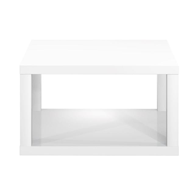 センターテーブル 幅70cm ホワイト 白 木製 モダン風 ローテーブル リビングテーブル コーヒーテーブル りびんぐてーぶる カフェテーブル
