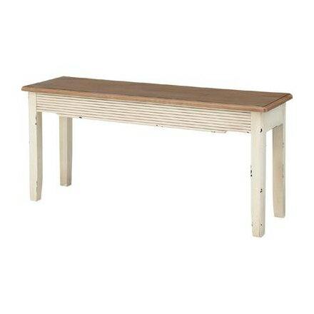 ダイニングベンチ 幅100cm 木製  アンティークデザイン ベンチチェアー ベンチタイプチェアー 2人用 2人掛け 二人用 二人掛け イス 椅子 イス 長椅子 スツール