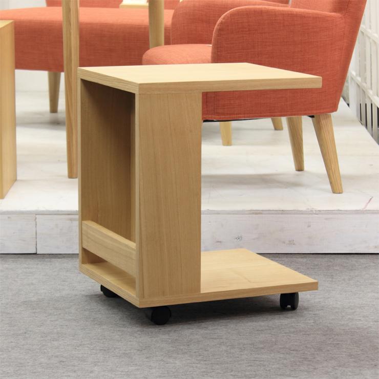 サイドテーブル ローテーブル リビングテーブル コーヒーテーブル てーぶる 北欧 40cm幅 幅40cm ダークブラウン ナチュラル