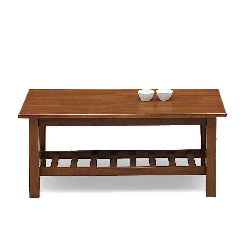 センターテーブル ブラウン 木製 和風モダン風 ローテーブル リビングテーブル コーヒーテーブル りびんぐてーぶる カフェテーブル