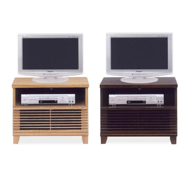 テレビ台 ローボード 完成品 幅60cm ナチュラル ブラウン 木製 和風モダン風 ロータイプテレビボード TVボード てれび台 TV台 テレビラック リビングボード AVラック AV収納 AVボード
