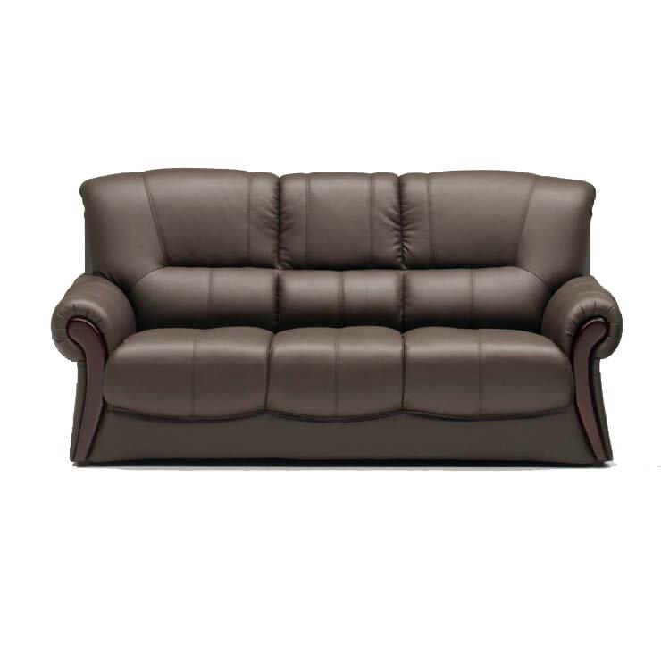 3人掛けソファー 革張り製 モダン風 3人用ソファー 三人用ソファー 三人掛けソファー そふぁー ラブソファー
