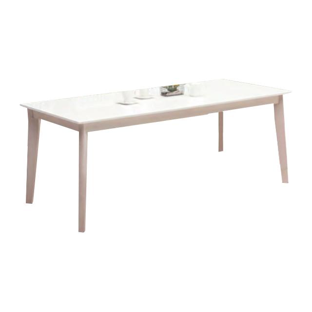 ダイニングテーブル 幅180cm 木製 北欧モダン風 6人用 六人用 食堂テーブル 食卓テーブル カフェテーブル てーぶる