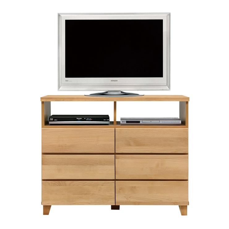 テレビ台 ハイタイプ 完成品 幅105cm 木製 北欧風 ハイタイプテレビボード TVボード てれび台 TV台 テレビラック リビングボード AVラック AV収納 AVボード