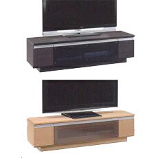 テレビ台 ローボード 完成品 幅150cm ブラウン ナチュラル ホワイト 白木目 木製 モダン風 ロータイプテレビボード TVボード てれび台 TV台 テレビラック リビングボード AVラック AV収納 AVボード