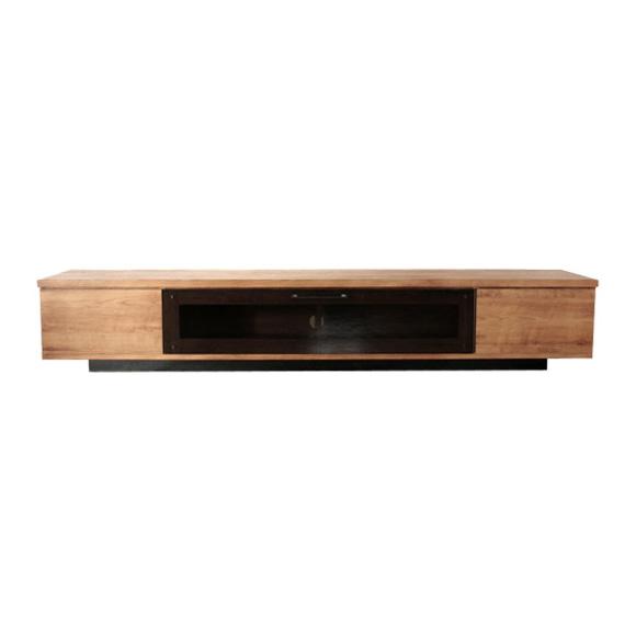 テレビ台 完成品 幅180cm 木製 北欧モダン風 ロータイプテレビボード TVボード てれび台 TV台 テレビラック リビングボード AVラック AV収納 AVボード