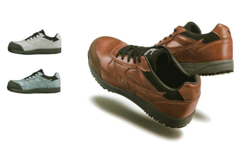ミズノ 安全靴 MIZUNO オールマイティWF 防水