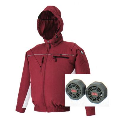 1060 setcool Jacket TORAICHIクールジャケット・ファン・バッテリーセット 空調服 日立工機製 寅壱