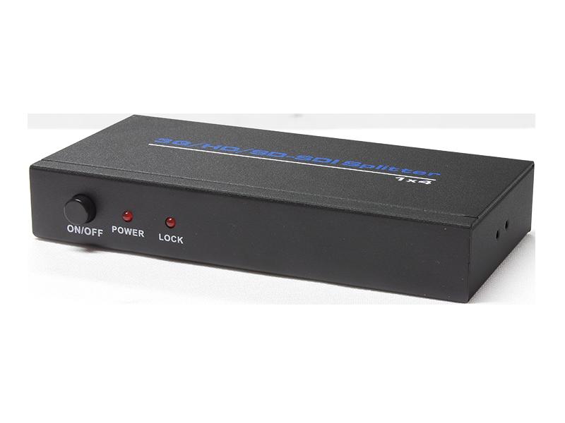 <title>1つのHD-SDI映像を4箇所に分配します HD-SDI 専用映像分配器 WTW-HD1T4C 定番キャンバス</title>