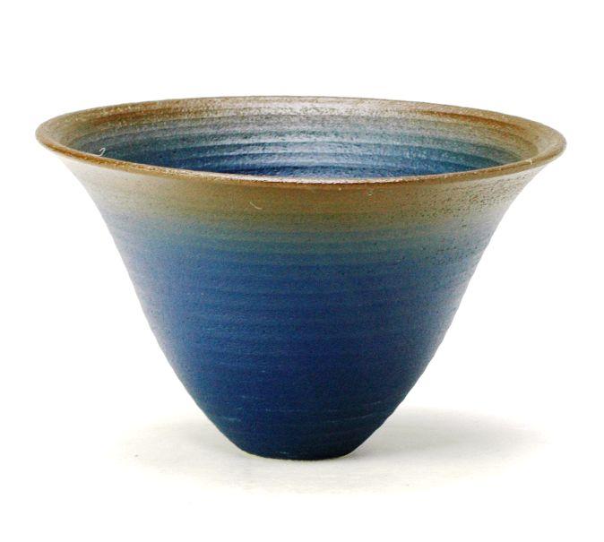 花器 ト1080 剣山受付なし 信楽陶土使用 陶器 水盤 花瓶 フラワーベース