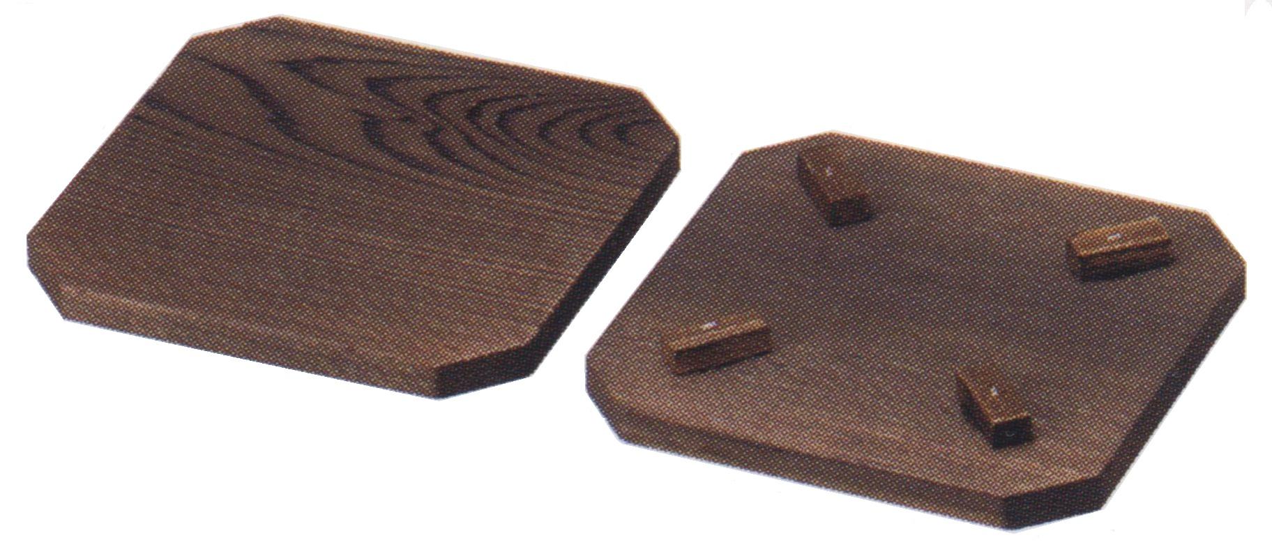 土鍋 コンロ 陶板用 5号用120mm 敷板 特価 日本産