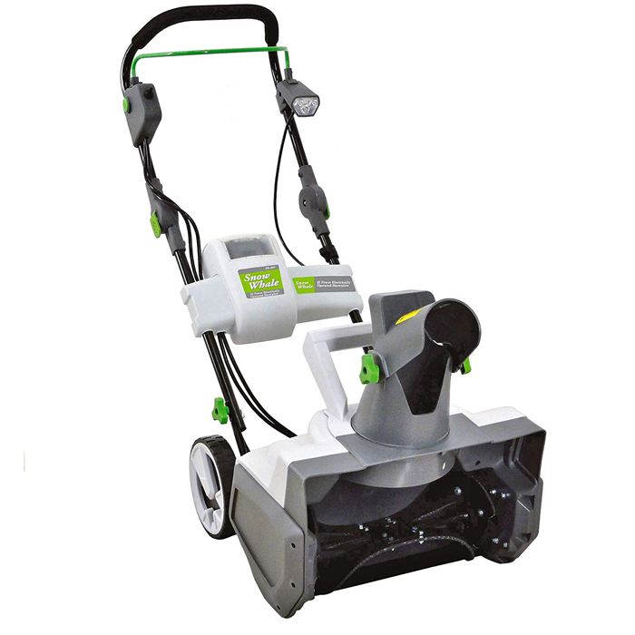 Rechargeable electric snow removal machine snow Ho ALE SW-36 V Rechargeable  from code fails to out of the way!