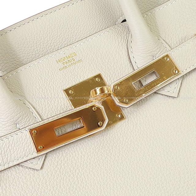 8e4df3c21c04 HERMES Hermes handbag Birkin 30 CLE slope gold hardware brand new HERMES  handbags Birkin30 Craie Togo GoldHardware  Brand New