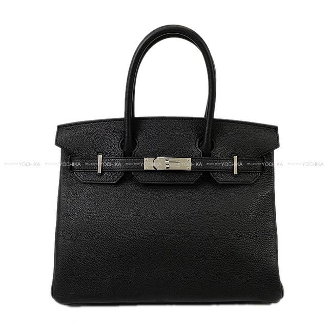 【ご褒美に★】HERMES エルメス ハンドバッグ バーキン30 黒(ブラック) トゴ シルバー金具 新品 (HERMES Handbag Birkin 30 Black Togo SHW[Brand new][Authentic])【あす楽対応】#yochika