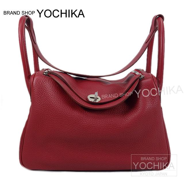 eec6bc5356c ... cheapest 30 30 hermes hermes bag lindy ruby avian yong silver metal fittings  new articles free