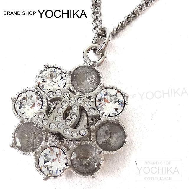 Brandshop Yochika Chanel Chanel Here Mark Lotus Type Flower