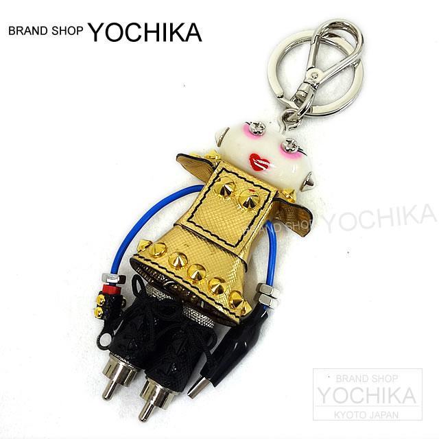 BRANDSHOP YOCHIKA   Rakuten Global Market: PRADA Prada robot Keyring ...