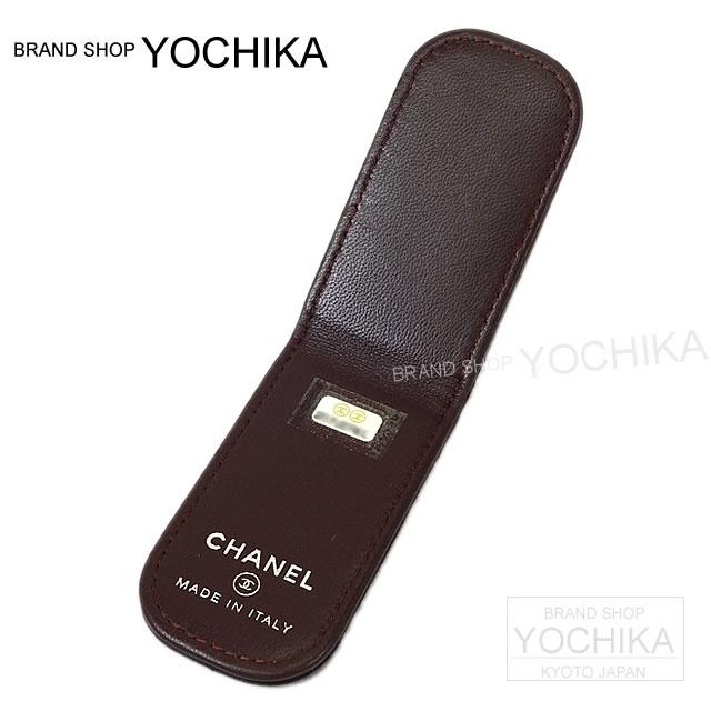 2016 year cruise line new CHANEL Chanel matelasse money clip black X Bordeaux A80801 brand new (2016 Cruise Line NEW CHANEL Matelasse Money clip Black/Bordeaux A80801) #yochika