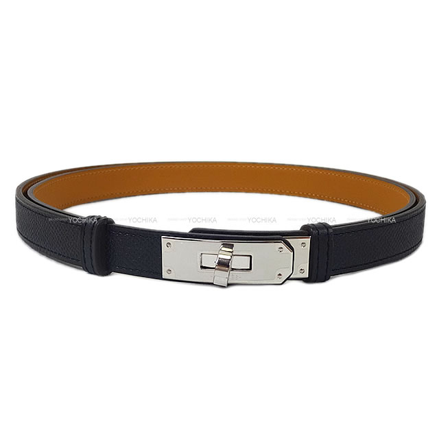 hermes kelly belt. 2016 kelly 18\u2033 new hermes hermes belt black epson silver metal fittings (kelly w