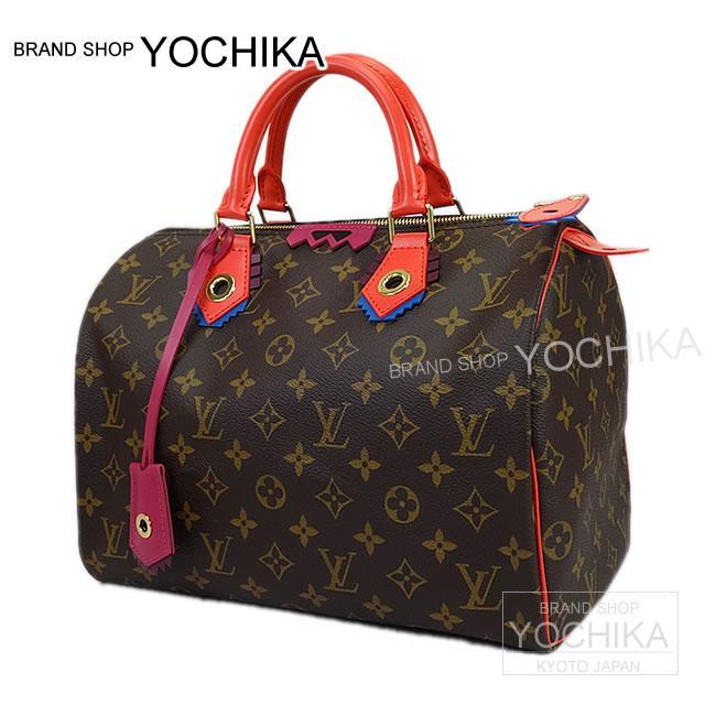 729e02c70280 LOUIS VUITTON Louis Vuitton speedy 30 Monogram Totem Flamingo M41605 new  unused (LOUIS VUITTON Speedy 30 Monogram Totem Flamingo M41605)   I m Chika