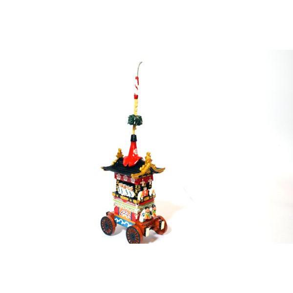 一番人気の長刀鉾 祇園祭のメイン鉾です 小サイズです 京都 祇園祭 長刀鉾 鉾 ほこ ミニチュア トレンド 値引き 小