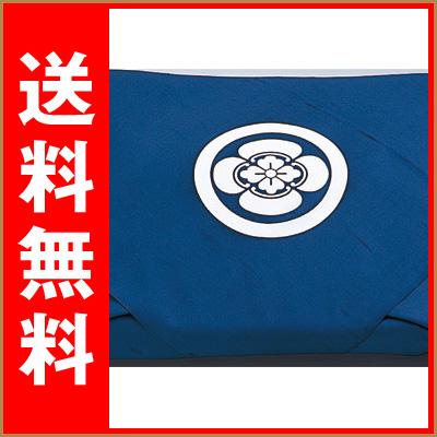 結納/結納品/結納セット【送料無料】正絹白山紬ふろしき 並生地3巾(別染)(名入れサービス)