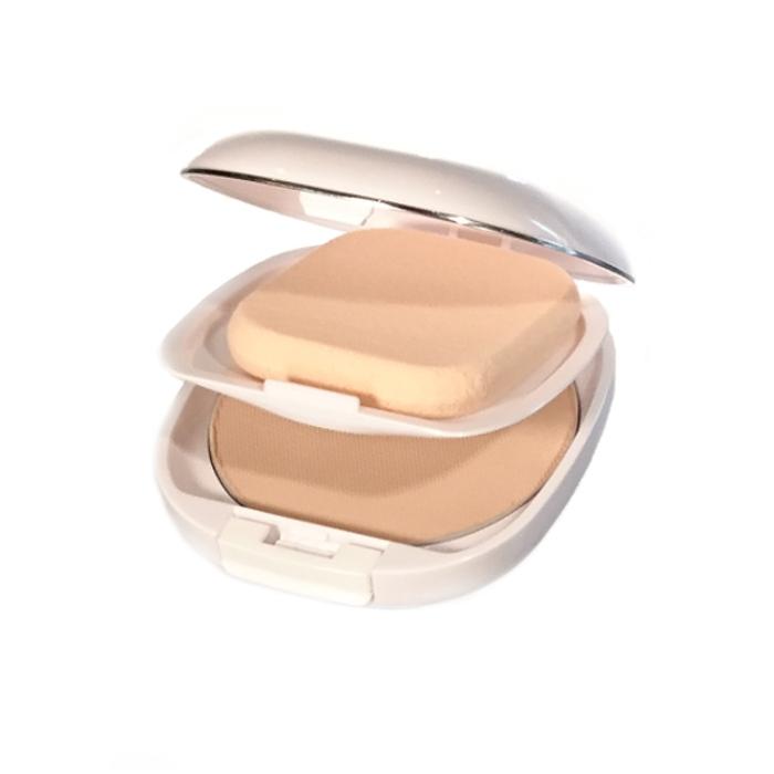 紫外線ブロック 注目ブランド UV 化粧崩れ防止 未使用品 保湿ファンデーション サキコパウダーファンデーション〈13.5g〉 送料無料 左希子化粧