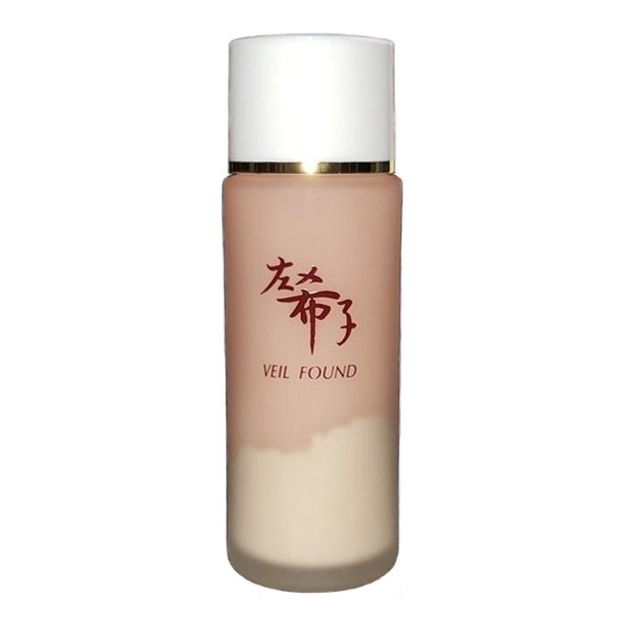 訳あり商品 紫外線から素肌を守り 優れた保湿力を持つ美容ファンデーション 送料無料 左希子化粧 ベールファンデーション 〈33ml〉 人気ブランド多数対象 調合済み F7 肌色
