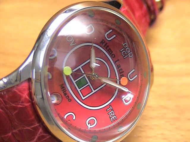 リトモラティーノ 腕時計 FINO (フィーノ) メンズサイズです。 レディースもあります 【文字盤カラー レッド】 日本全国=北は北海道、南は沖縄まで送料0円 【送料無料】でお届けけします
