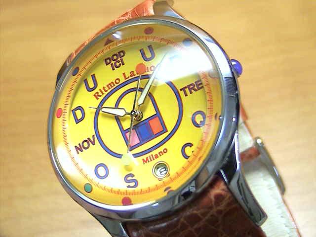 リトモラティーノ 腕時計 FINO (フィーノ) レディースサイズです。【文字盤カラー イエロー】 メンズもあります ★日本全国=北は北海道、南は沖縄まで送料0円 【送料無料】でお届けけします★
