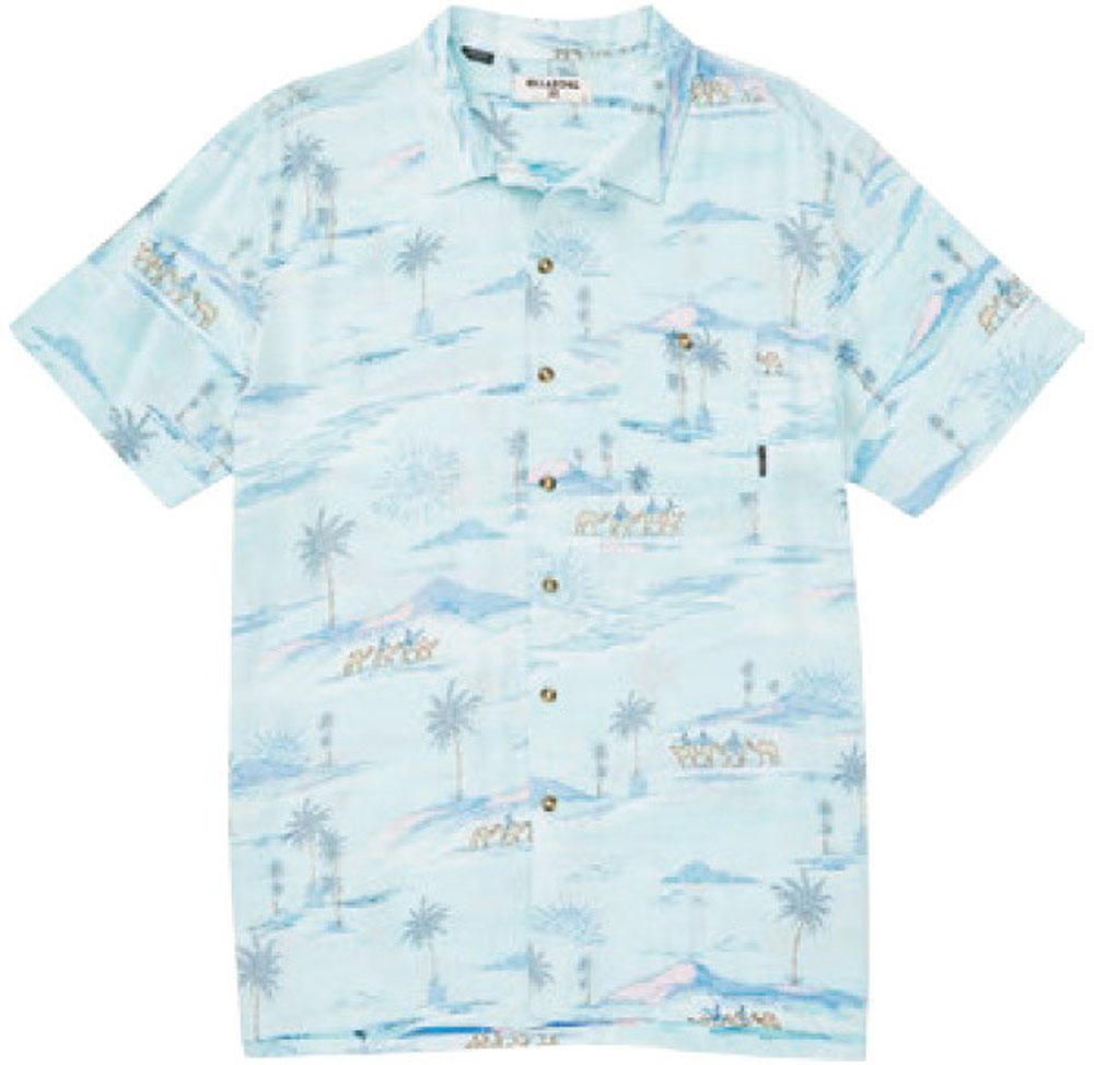 ビラボン billabong BILLABONG メンズ VACAY PRINT レーヨン半袖シャツ AJ011122 MNT カジュアル ウェアソノタ