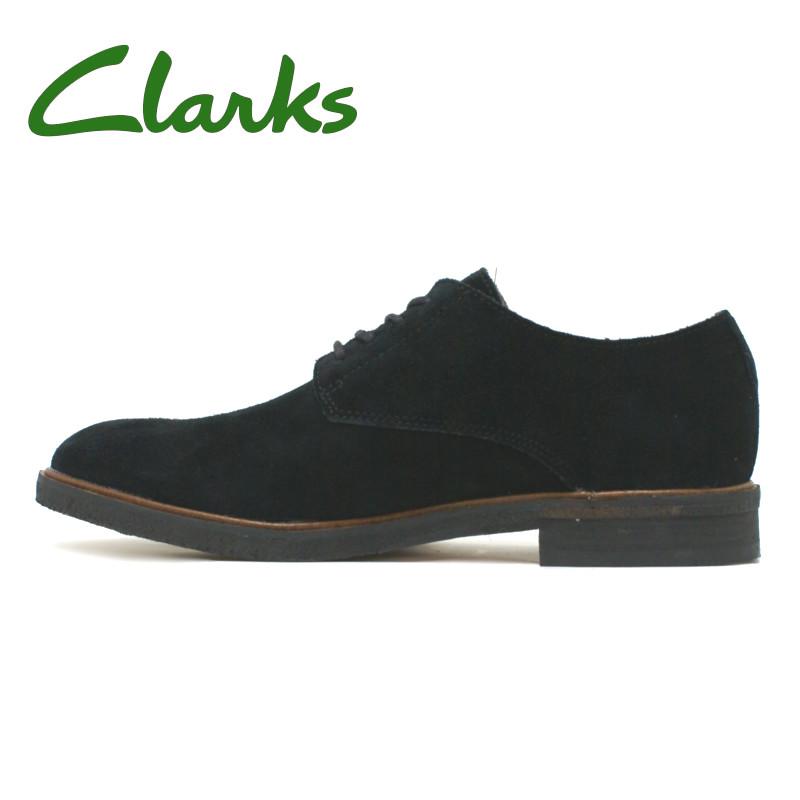 送料無料 激安価格挑戦 クラークス正規取扱店 クラークス Clarks Clarkdale 値引き Black 26130763 専門店 Moon Suede クラークスビジネスシューズ