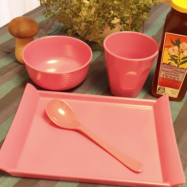 メラミン食器シリーズ スプーン キッチン雑貨 インテリア雑貨