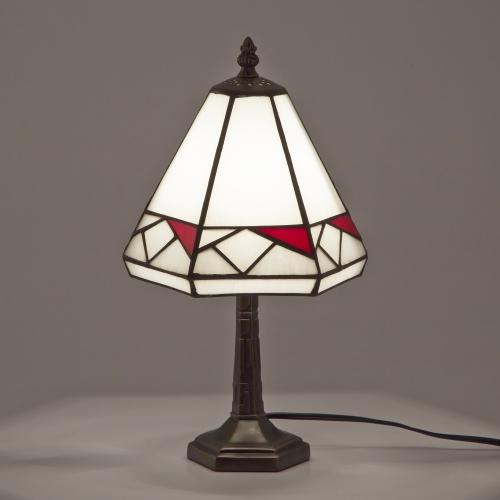 ステンドグラスランプ テーブルランプ アンティーク ステンドランプ ステンドガラス 卓上照明 間接照明 ビアンカ