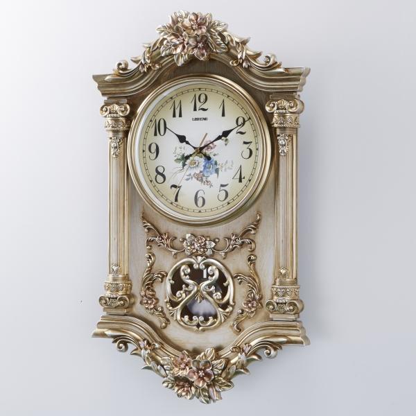 掛時計 音がしない おしゃれ 連続秒針 掛け時計 ウォールクロック メタル 壁掛け時計 アンティーク風 インテリア