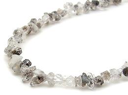 Nemesis(ネメシス)・NST-051ハーキマーダイヤモンドネックレス/Reef Amulet Necklace【約45cm/水晶/天然石/シルバー925/クリスタル】【メンズ/レディース】【smtb-k】【kb】