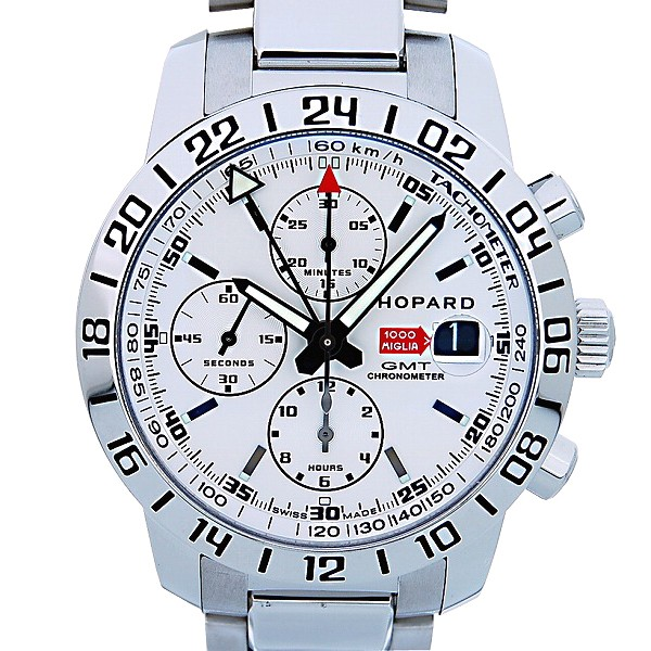 Chopard CHOPARD Mille Miglia GMT Chrono automatic winding 15/8992-3 brand new