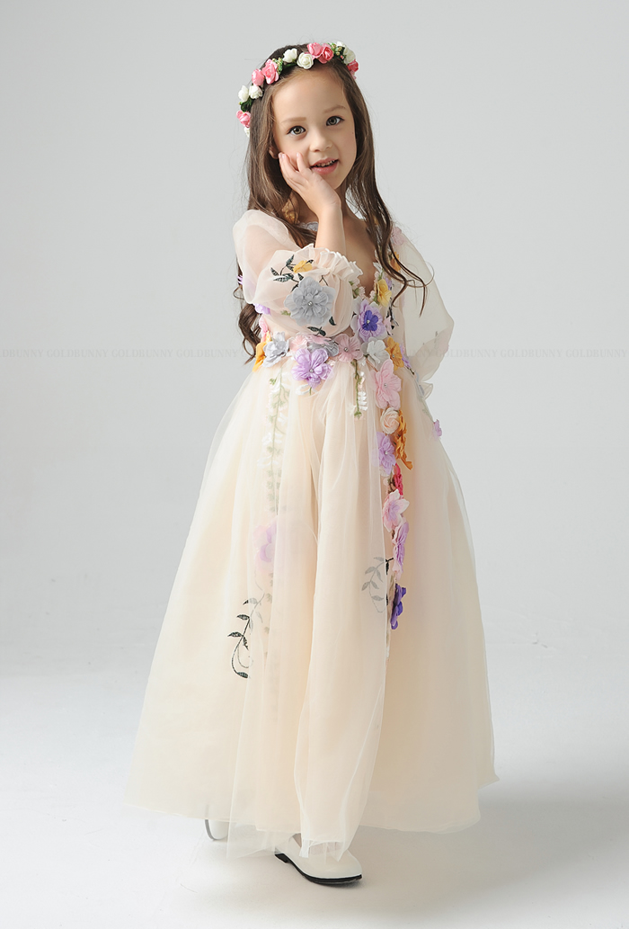 Dress Shop Goldbunny Kids Formal Dresses Formal Children Dress
