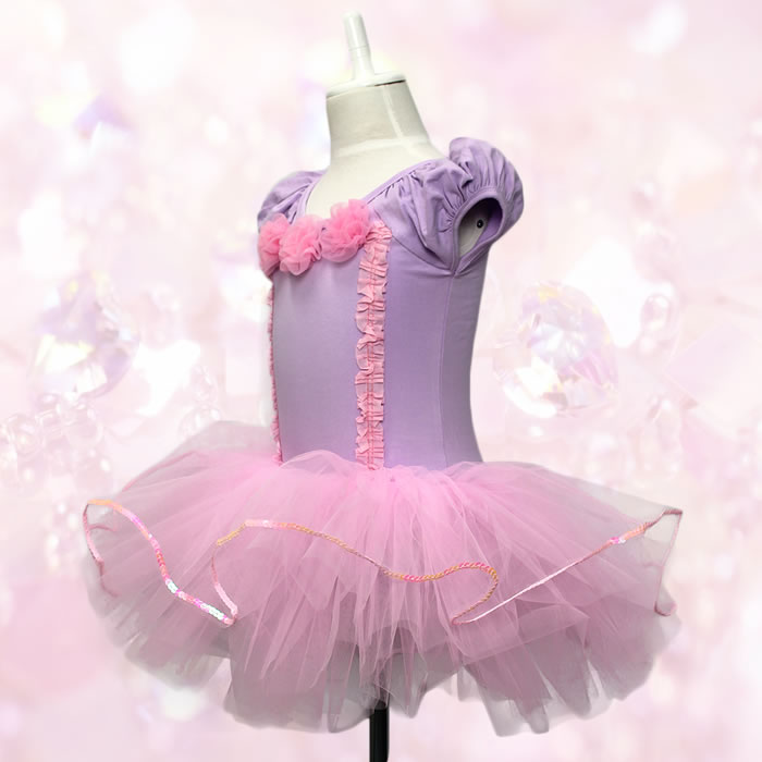 738a9c47a Dress shop GOLDBUNNY  The Rapunzel-like Pink Purple cute Leotard ...