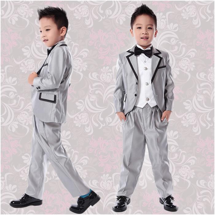 Dress shop GOLDBUNNY | Rakuten Global Market: Boys suit 7-point ...